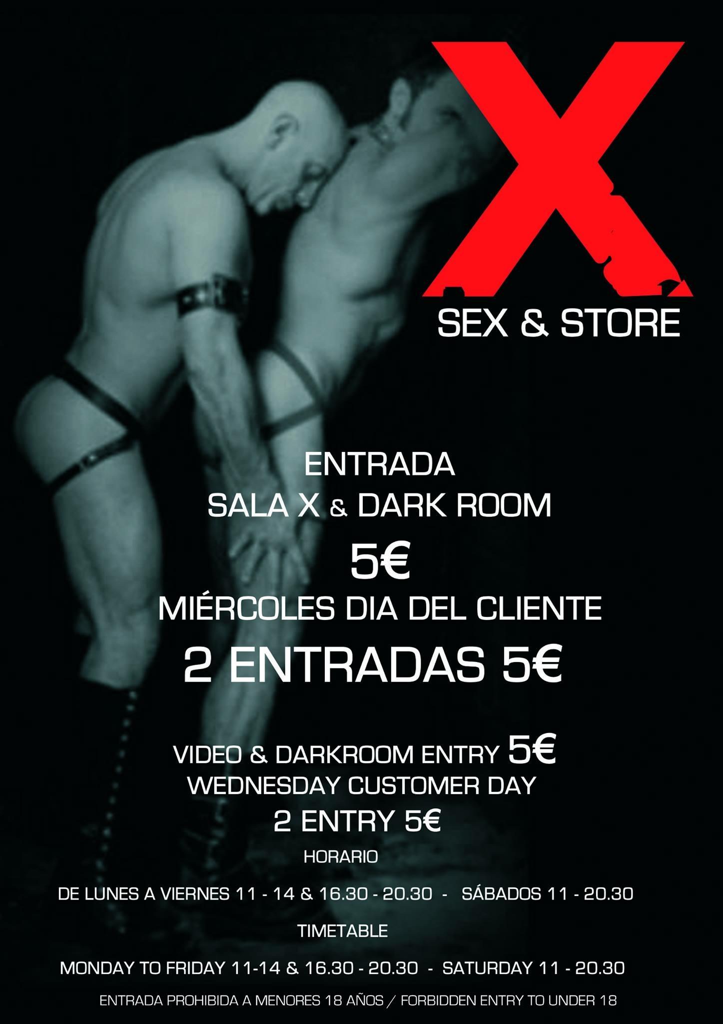 X Sex&Store